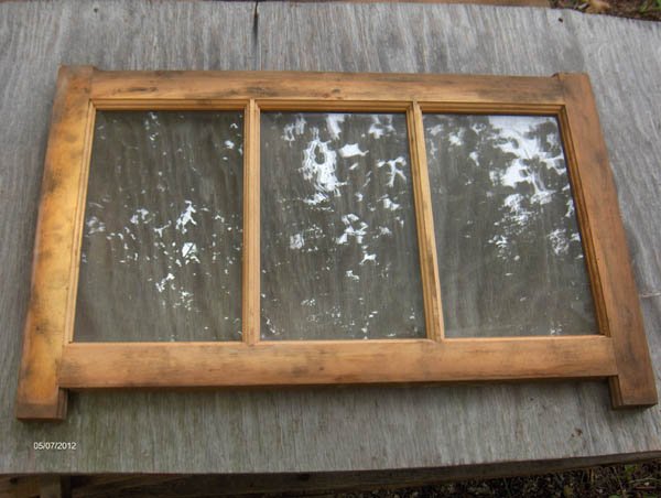 Wood Window Sashes At Olde New England Salvage Co