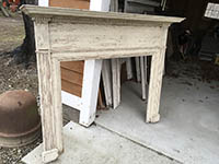 Salvaged Antique Fireplace Mantels At Olde New England Salvage Co